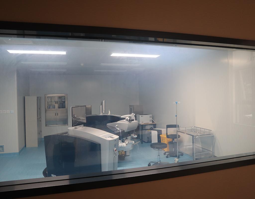 透明手术室